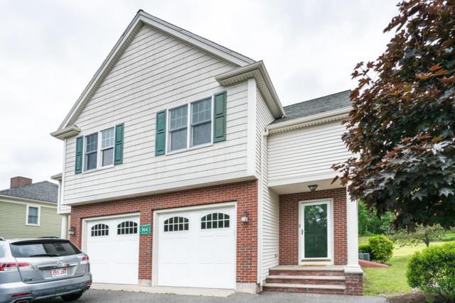 954 Washington St #2, Weymouth, MA 02189 (MLS #72411591) :: Keller Williams Realty Showcase Properties