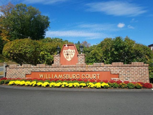 16 Williamsburg Court #12, Shrewsbury, MA 01545 (MLS #72411608) :: Hergenrother Realty Group