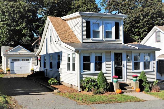 63 Parkhurst Street, Quincy, MA 02169 (MLS #72411616) :: Keller Williams Realty Showcase Properties
