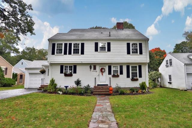 35 Woodcrest Drive, Melrose, MA 02176 (MLS #72411618) :: COSMOPOLITAN Real Estate Inc