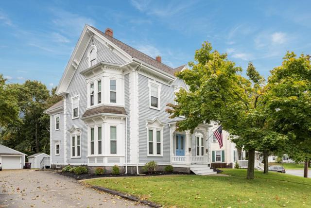 1640 Commercial St, Weymouth, MA 02189 (MLS #72411693) :: Keller Williams Realty Showcase Properties