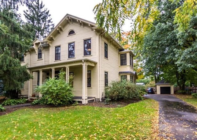 173 Auburn St #173, Newton, MA 02466 (MLS #72411749) :: Local Property Shop