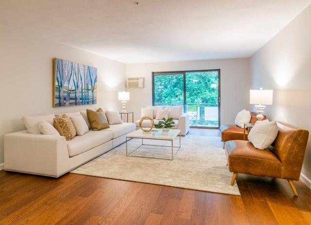 64 Bigelow Avenue #27, Watertown, MA 02472 (MLS #72411800) :: Vanguard Realty