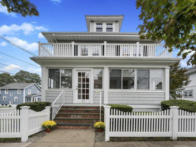 61 Ellington Road, Quincy, MA 02170 (MLS #72411853) :: Keller Williams Realty Showcase Properties