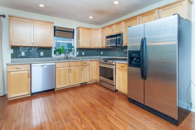 24 Oakwood St #24, Boston, MA 02136 (MLS #72411920) :: The Muncey Group