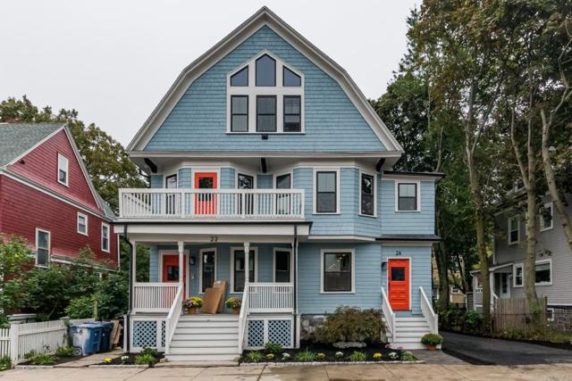 24 Alpha Road #1, Boston, MA 02124 (MLS #72411938) :: Keller Williams Realty Showcase Properties