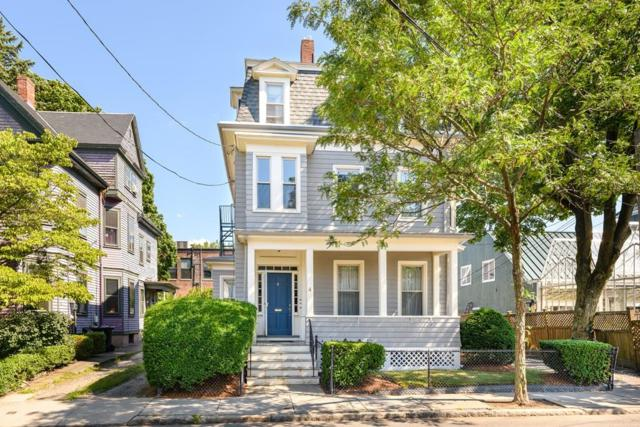 4 + 4R Day Street, Cambridge, MA 02138 (MLS #72411952) :: Charlesgate Realty Group