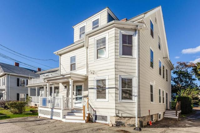 145 Pearl St, Newton, MA 02458 (MLS #72411957) :: The Muncey Group