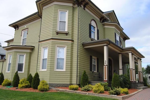 58 Metcalf #2, Medford, MA 02155 (MLS #72411960) :: COSMOPOLITAN Real Estate Inc