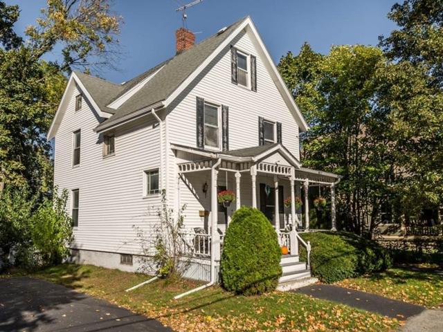 27 Florence Street, Medford, MA 02155 (MLS #72411962) :: COSMOPOLITAN Real Estate Inc