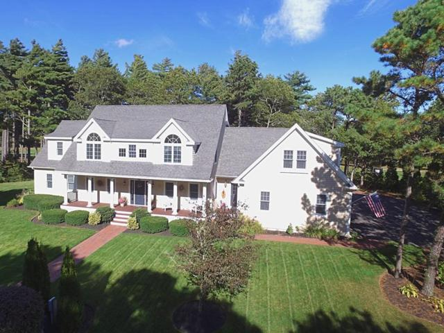 65 Eagle Dr #65, Mashpee, MA 02649 (MLS #72412025) :: The Muncey Group