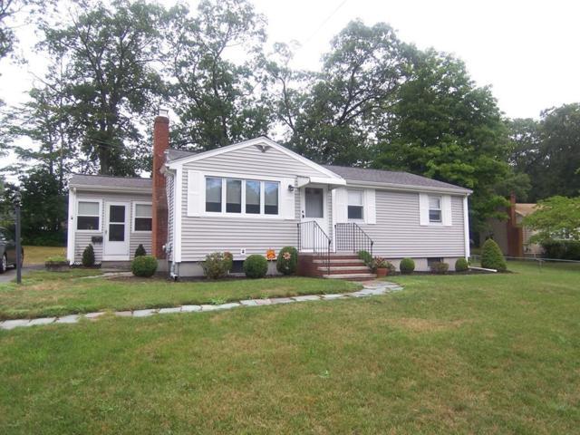 16 Evelyn Lane, Braintree, MA 02184 (MLS #72412030) :: Keller Williams Realty Showcase Properties