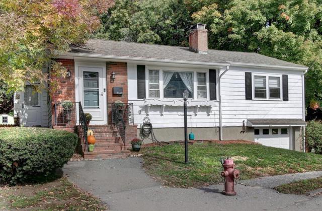 6 Lake Circle, Woburn, MA 01801 (MLS #72412065) :: COSMOPOLITAN Real Estate Inc