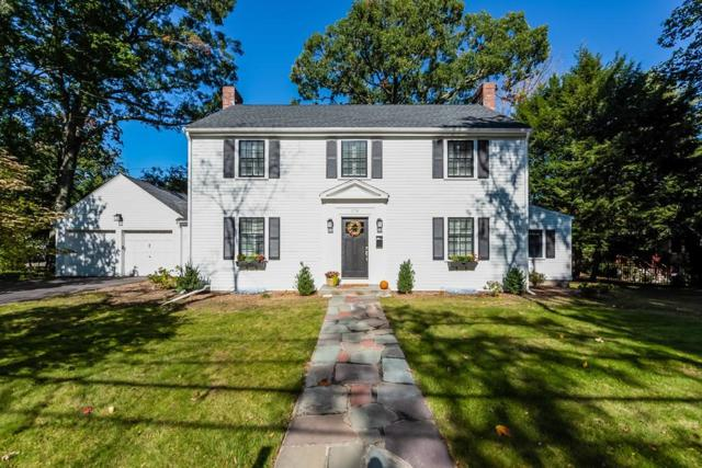 174 Highland Street, Newton, MA 02465 (MLS #72412074) :: Mission Realty Advisors