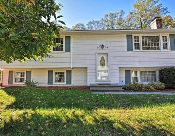 77 Sunset Dr, Northborough, MA 01532 (MLS #72412081) :: Hergenrother Realty Group