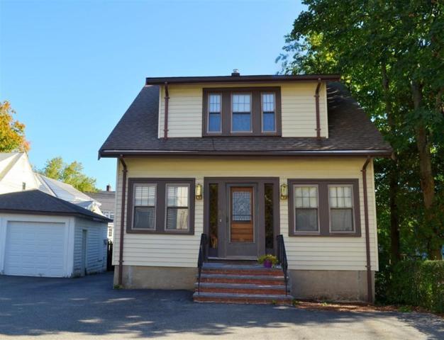 264 Southern Artery, Quincy, MA 02169 (MLS #72412126) :: Cobblestone Realty LLC