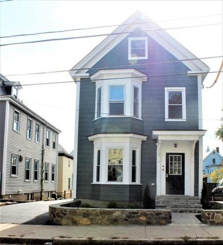 10 Howe St #2, Somerville, MA 02145 (MLS #72412148) :: COSMOPOLITAN Real Estate Inc