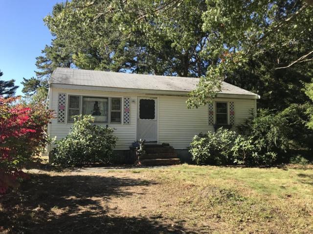 70 Barker Road, Wareham, MA 02538 (MLS #72412166) :: ALANTE Real Estate