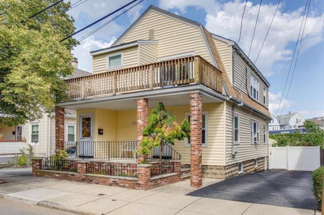 111 Boston Ave, Somerville, MA 02144 (MLS #72412185) :: Vanguard Realty
