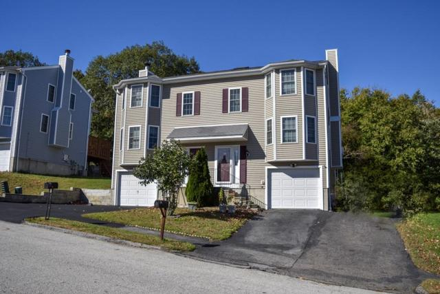 89 Ledgecrest Dr, Worcester, MA 01603 (MLS #72412251) :: The Goss Team at RE/MAX Properties