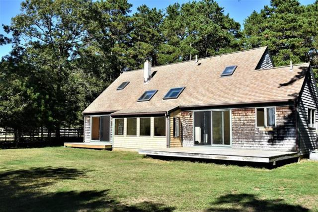 105 Stoney Hill Rd, West Tisbury, MA 02557 (MLS #72412276) :: Local Property Shop