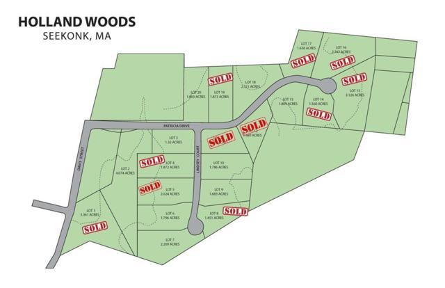11 Lindsey Court (Lot 6), Seekonk, MA 02771 (MLS #72412334) :: Welchman Real Estate Group | Keller Williams Luxury International Division