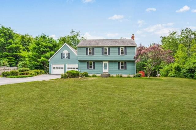 21 Kittredge Rd, Spencer, MA 01562 (MLS #72412386) :: Hergenrother Realty Group