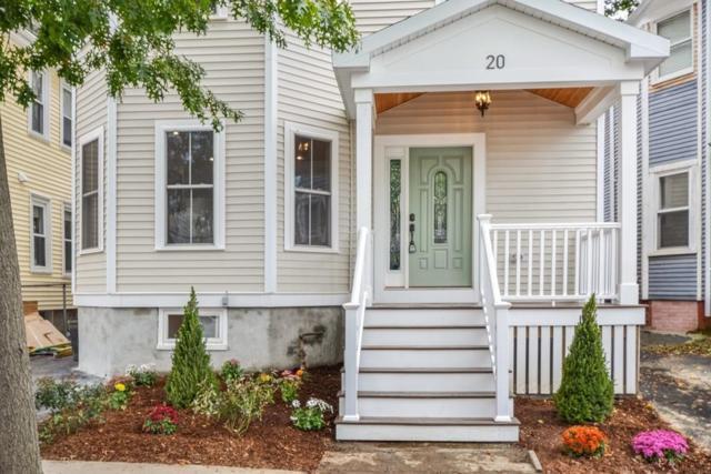 20 Montrose Street, Somerville, MA 02143 (MLS #72412406) :: COSMOPOLITAN Real Estate Inc