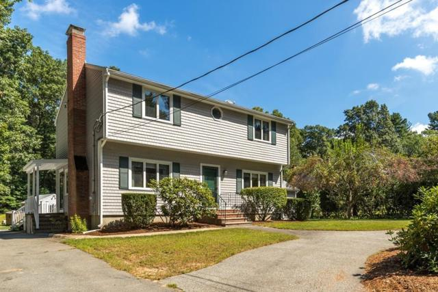 93 North Street, North Reading, MA 01864 (MLS #72412496) :: EdVantage Home Group