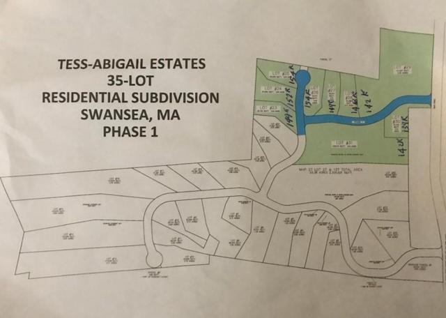 Lot 23 Nottingham Circle, Swansea, MA 02777 (MLS #72412549) :: Cobblestone Realty LLC