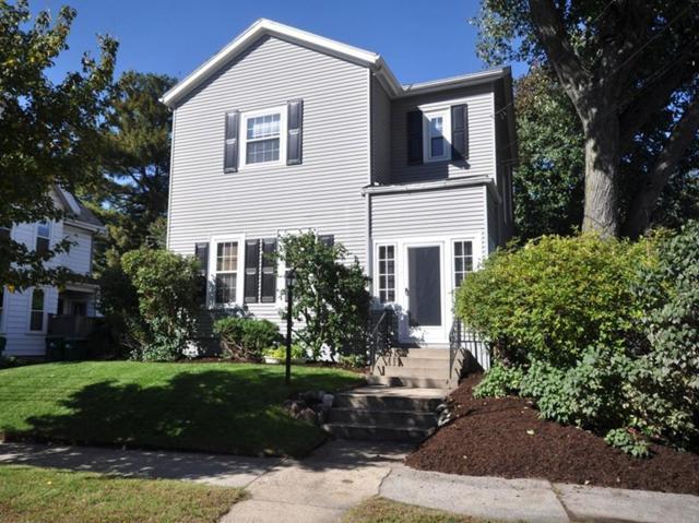 11 Holton Street, Medford, MA 02155 (MLS #72412625) :: COSMOPOLITAN Real Estate Inc
