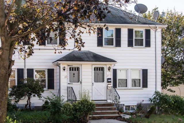 22 Perkins Ave, Malden, MA 02148 (MLS #72412710) :: COSMOPOLITAN Real Estate Inc