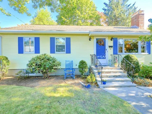 47 Windsor St, Melrose, MA 02176 (MLS #72412711) :: COSMOPOLITAN Real Estate Inc