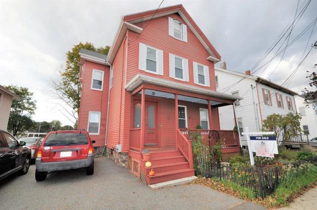 66 Myrtle St, Melrose, MA 02176 (MLS #72412756) :: COSMOPOLITAN Real Estate Inc