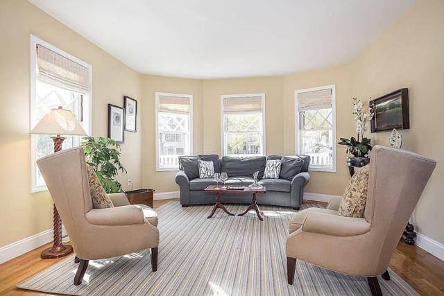 251 Massachusetts Ave #1, Arlington, MA 02474 (MLS #72412795) :: Commonwealth Standard Realty Co.