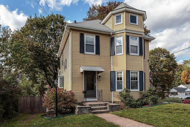 320 Washington St, Winchester, MA 01890 (MLS #72412799) :: COSMOPOLITAN Real Estate Inc