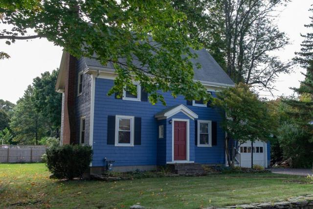 207 Central St, Weymouth, MA 02190 (MLS #72412854) :: Hergenrother Realty Group