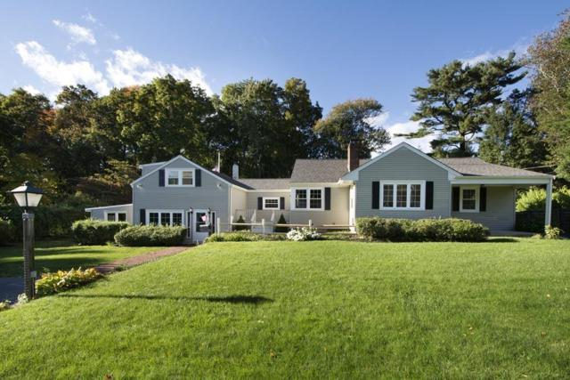 25 Arrowwood St, Cohasset, MA 02025 (MLS #72412867) :: Hergenrother Realty Group