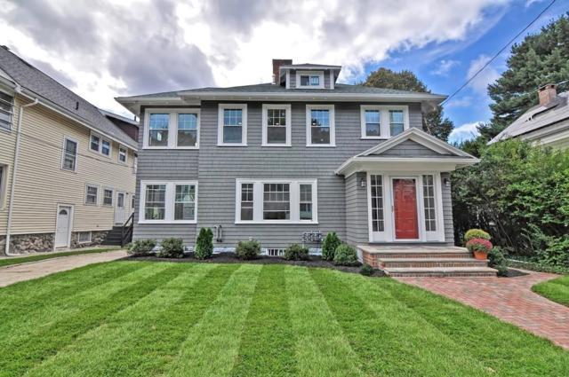 44 Pitcher Avenue #1, Medford, MA 02155 (MLS #72412876) :: COSMOPOLITAN Real Estate Inc