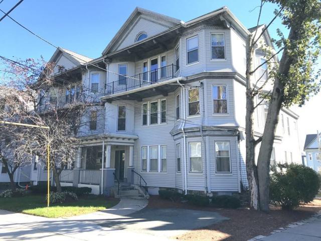 226 Clifton St #4, Malden, MA 02148 (MLS #72412894) :: COSMOPOLITAN Real Estate Inc