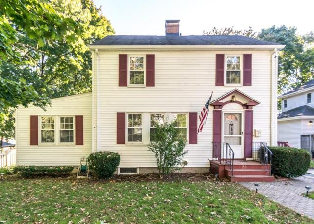 29 Bradford Street, Waltham, MA 02451 (MLS #72412957) :: The Goss Team at RE/MAX Properties