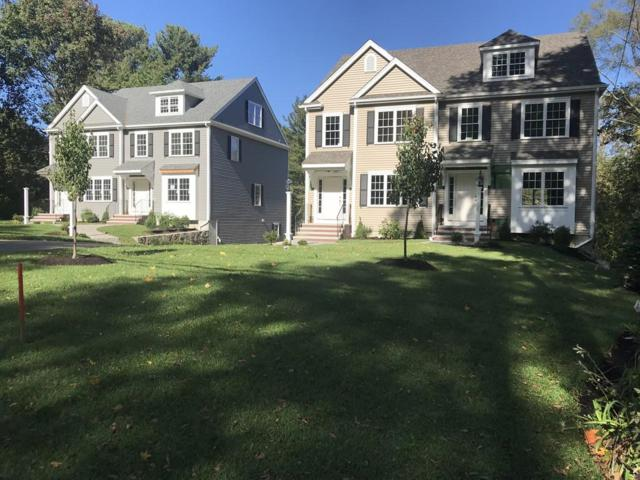 281 West Central #1, Natick, MA 02481 (MLS #72412976) :: Commonwealth Standard Realty Co.