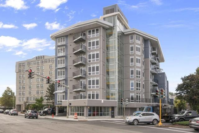 262 Monsignor Blvd #704, Cambridge, MA 02141 (MLS #72413309) :: Commonwealth Standard Realty Co.