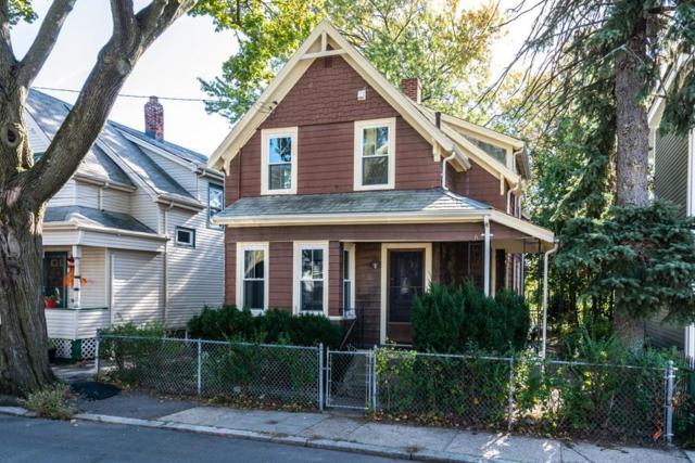 5 Fremont Avenue, Somerville, MA 02143 (MLS #72413326) :: COSMOPOLITAN Real Estate Inc