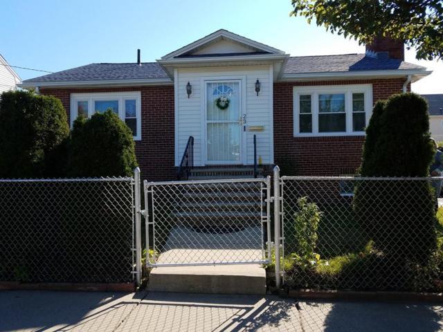 23 Albion Street, Everett, MA 02149 (MLS #72413360) :: COSMOPOLITAN Real Estate Inc