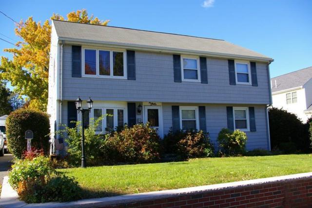 81 Proctor Rd, Braintree, MA 02184 (MLS #72413471) :: Vanguard Realty