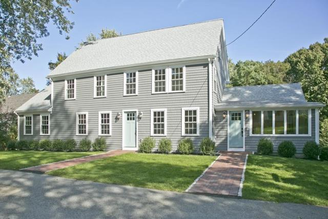 170 Hersey Street, Hingham, MA 02043 (MLS #72413499) :: Apple Country Team of Keller Williams Realty