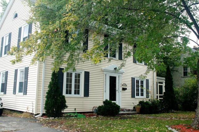 30 Melrose St, Worcester, MA 01605 (MLS #72413567) :: The Muncey Group
