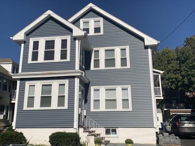61 Puritan #2, Somerville, MA 02145 (MLS #72413644) :: EdVantage Home Group