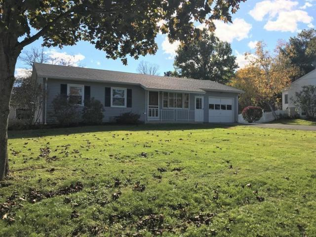 121 Thayer Road Extension, Greenfield, MA 01301 (MLS #72413720) :: The Goss Team at RE/MAX Properties